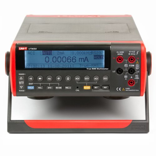 Bench Type Digital Multimeter Uni T Ut805a Gsmserver