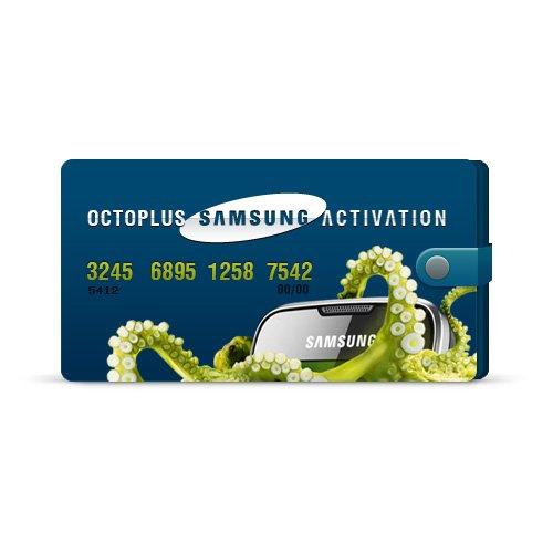 Octopus Box Samsung Activation