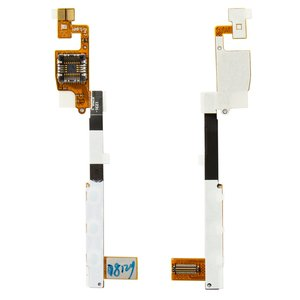 Flat Cable for Sony Ericsson W20 Cell Phone, (camera, with components)