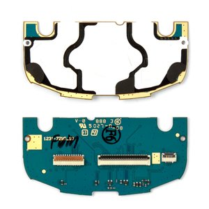 Keyboard Module for Sony Ericsson W20 Cell Phone, (upper)
