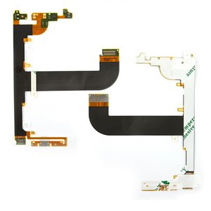 Flat Cable for Nokia E7-00 Cell Phone, (for mainboard, with components)