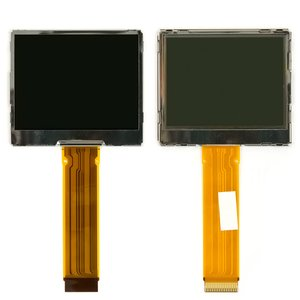 LCD for Nikon L2, L3 Digital Cameras, (direct flat cable)
