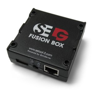 SELG Fusion Box Standard Pack w/o smart-card (28 cables)