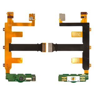 Flat Cable for LG GW620 Cell Phone, (for mainboard, with components)