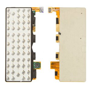 Keyboard Module for HTC T7272 Touch Pro Cell Phone, (bottom)