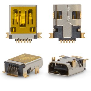 Charge Connector, (10 pin, type 1)