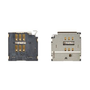 SIM Card Connector for Apple iPad Tablet