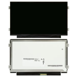 "LCD for All Brands 10.1"" Laptop, (matte, 1024x600, 40 pin, right plug, LED, slim, left and right fasteners) #BA101WS1-100 /B101AW06 V.1/B101AW06 V.0/B101AW02 V.0/N101L6-L0D/N101L6-L0C/LTN101AT09 /LTN101NT05/LTN101NT08/HSD101PHW3/CLAA101NB03A /LP101WSB-TLN1/M101NWT2 R0"