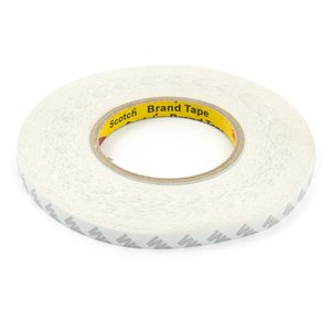 Double-sided Adhesive Tape 3M, (10 mm, for sensors/displays sticking, 0,07 mm, 50m)