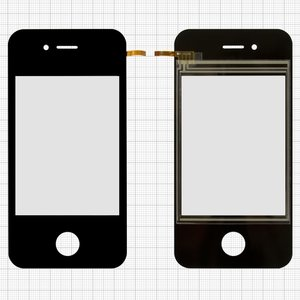 Touchscreen for China-iPhone 4, 4s Cell Phones, (81 mm, type 3, (113*56 mm), (65*49mm)) #MA-0532A