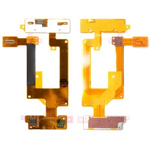 Flat Cable for Nokia C2-03, C2-06, C2-07, C2-08 Cell Phones, (for mainboard, with components, with keypad module)