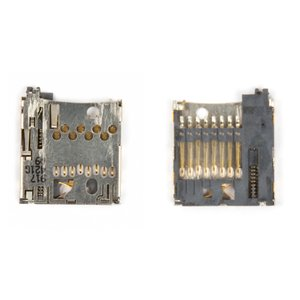 Memory Card Connector for Nokia N97, N97 Mini Cell Phones