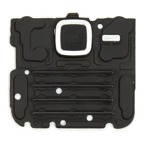 Keyboard for Nokia N78 Cell Phone, (black)
