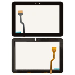 Touchscreen for Samsung P7300 Galaxy Tab , P7310 Galaxy Tab , P7320 Galaxy Tab  Tablets, (black)