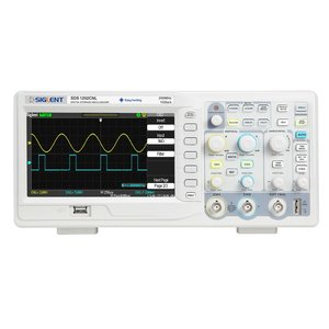 Digital Oscilloscope SIGLENT SDS1202CNL