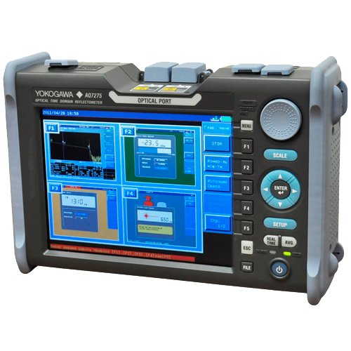 the optical time domain reflectometer essay In fiber optic networks, otdr (optical time domain reflectometer) is an opto-electronic instrument used to characterize an optical fiber unlike power meters otdr does not measure loss, but instead implies it by looking at the backscatter signature of the fiber.