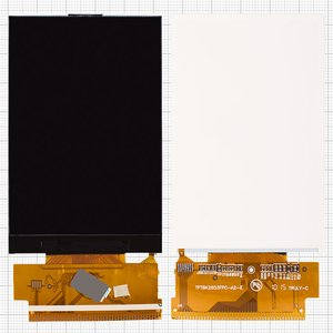 LCD for China-iPhone 4, 4s, F003 Cell Phones, (46 pin, (84*53)) #TFT8K2653FPC-A2-E/TFT8K4355FPC-A1-E