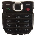 Keyboard for Nokia 2700c Cell Phone, (black, english)
