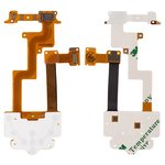 Flat Cable for Nokia C2-05 Cell Phone, (copy, for mainboard, with components, with keypad module)
