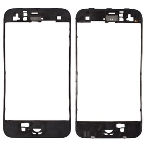 Touchsreen Binding Frame for Apple iPhone 3G, iPhone 3GS Cell Phones, (black)