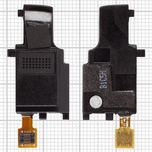Buzzer for Samsung S5660 Cell Phone, (in frame, black)
