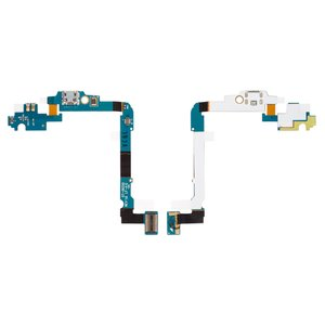 Flat Cable for Samsung I9250 Galaxy Nexus Cell Phone, (charge connector, microphone, with components)