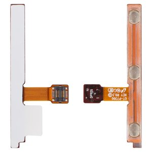 Flat Cable for Samsung P7300 Galaxy Tab , P7310 Galaxy Tab  Tablets, (side buttons, with component)