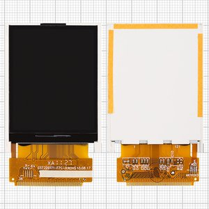 LCD for China-Nokia 6700s; China-Venera Aktiv 701 Cell Phones, (36 pin, (51*38)) #GST2D0171-FCP-A/YH20036HA