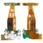 Flat Cable for Nokia 6600i, 6600s Cell Phones, (copy, for mainboard, with keypad module, without camera, with components)