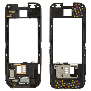 Housing Middle Part for Nokia 7210sn Cell Phone, (complete)