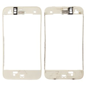 Touchsreen Binding Frame for Apple iPhone 3G, iPhone 3GS Cell Phones, (white)