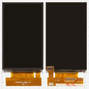 LCD for China-Nokia N8 Cell Phone, (lens, 24 pin, (78*46)) #YX032T003-FPC-V03/HSN46-S320A/KT320KA-028A-V3
