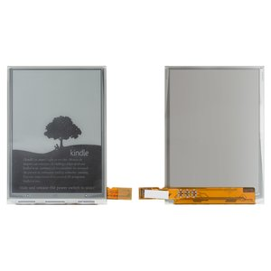 "LCD for Nook Simple Touch BNRV300; PocketBook 614; Sony PRS-T1, PRS-T2 E-Readers, (6"", (800x600)) #ED060SCE"