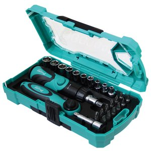 Interchangeable Socket & Bit Set Pro'sKit SD-2316M