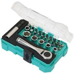Interchangeable Socket & Bit Set Pro'sKit SD-2318M