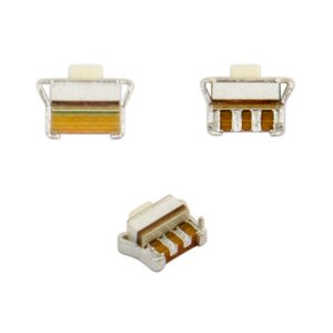 On/Off and Sound Button for Samsung B5510, B5512, B7722, B7722i, C3312, C3330, C3752, C3782, E2530, I8510, S3350, S5250, S5300 Pocket, S5610, S5750, S5753, S5830 Galaxy Ace, S5830i Galaxy Ace, S6102 Galaxy Y Duos, S6352, S6802 Cell Phones
