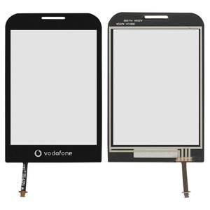 Touchscreen for Huawei U8120 Cell Phone, (black)