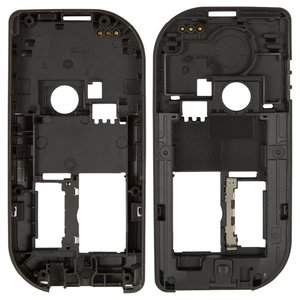 Housing Middle Part for Nokia 7610 Cell Phone, (without components)