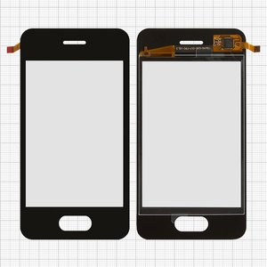 Touchscreen for China-iPhone 4, 4s Cell Phones, (capacitive, black, 90mm, type 4, (109*57mm), (75*50mm)) #MG-035-017-FPC-V0.3