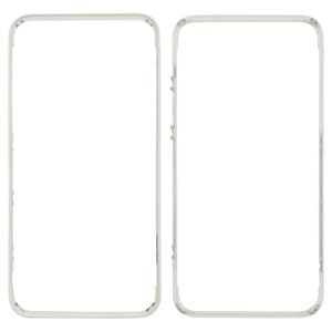 LCD Binding Frame for Apple iPhone 4S Cell Phone, (white)