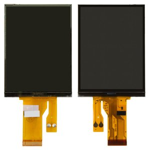 LCD for Panasonic FP1, FS10, FS11, FS30, FS9 Digital Cameras, (without frame)