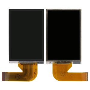 LCD for Casio EX-Z1050, EX-Z1080 Digital Cameras