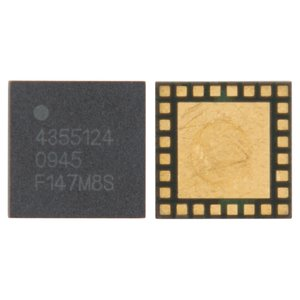 Power Amplifier IC 4355124 for Nokia 5228, 5230, 5800, 6120c, 6700s, 7230, C5-00, C6-00, E51, E72 Cell Phones