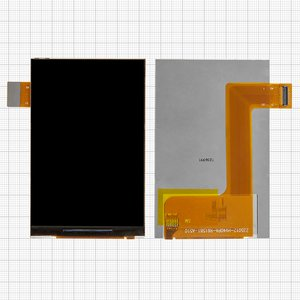 LCD for China-iPhone 4, 4s Cell Phones, (40 pin, (83*54)) #Z35012-HV40PA-R61581-A510/Z35012-V5