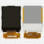 LCD for China-Nokia 6700, 6700TV, 6800, 6800TV Cell Phones, (34 pin, (56*42)) #FPC-H22010A-V0
