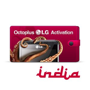 Octopus India LG Activation