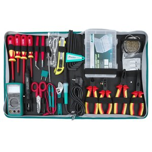 Insulated Tool Kit Pro'sKit PK-2807B