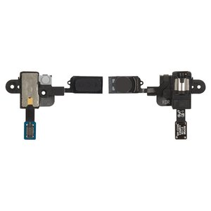 Handsfree Connector for Samsung N7100 Note 2, N7105 Note 2 Cell Phones, (with flat cable, with speaker)