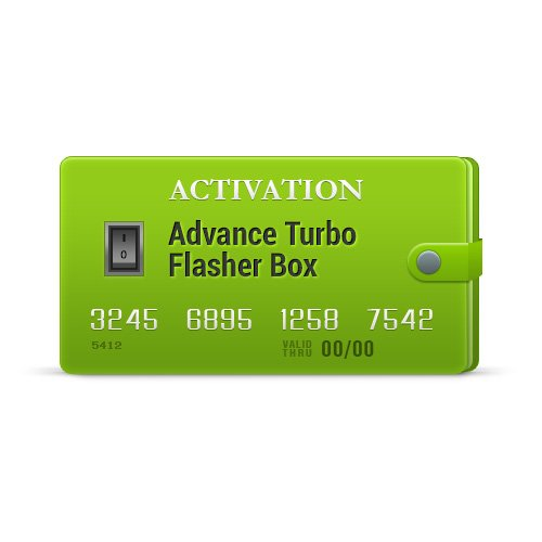 ATF JTAG 1 time activation is an additional charged option for Advance Turbo Flasher Boxe's users