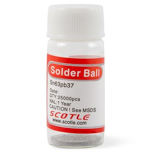 BGA Balls Scotle (0.25 mm)